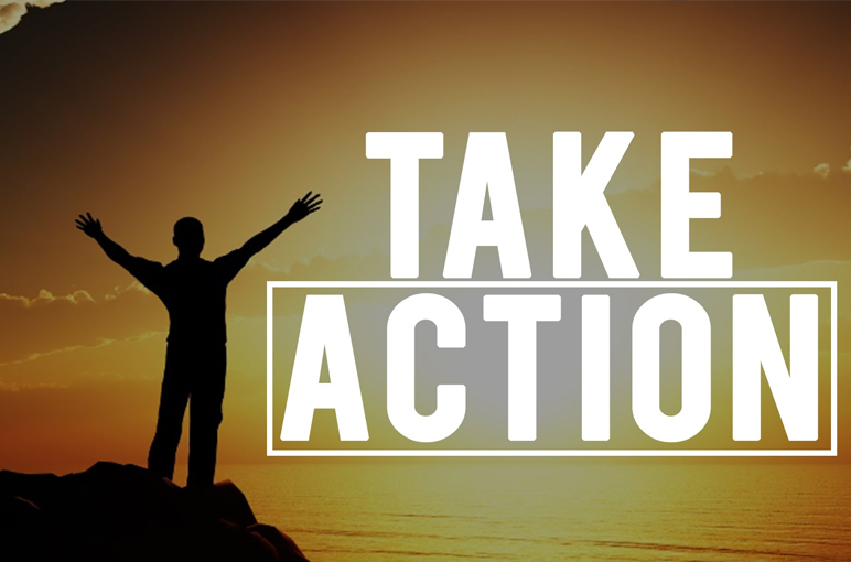 How to find-the-purpose-in-life-Take-Action