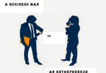Difference Between A Entrepreneur And A Businessman