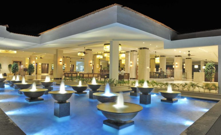 Holiday Inn Resort, Cavelossim, Goa