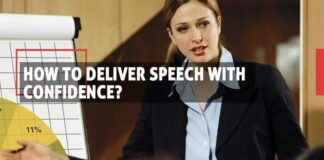 How To Deliver Speech With Confidence