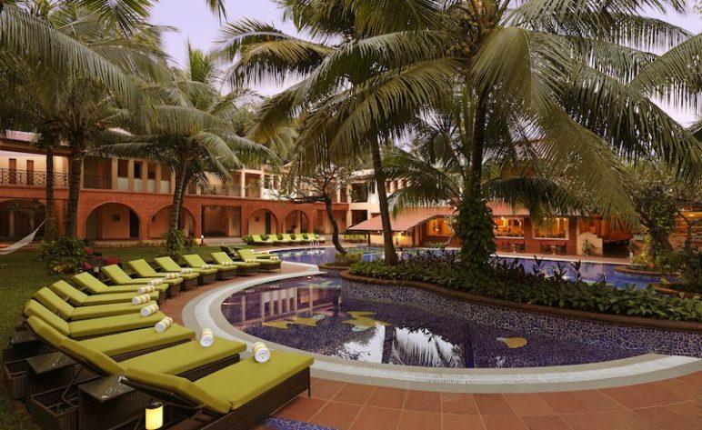 Lemon Tree Amarante Beach Resort, Candolim, Goa