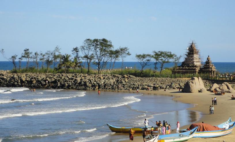 Mahabalipuram-beaches