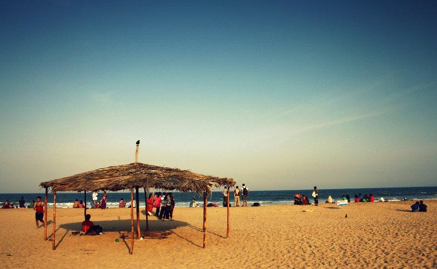Pondicherry-beaches