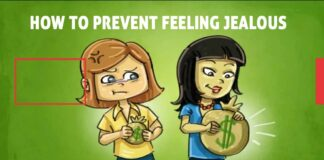 How To Prevent Feeling Jealous